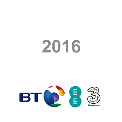 The telecoms landscape is changing. EE joins the BT group in Jan 2016