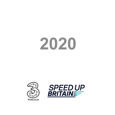 """Three\'s 5G service and \""""Speed Up Britain"""" campaign launched. MBNL embarks on transition towards a service based organisation"""