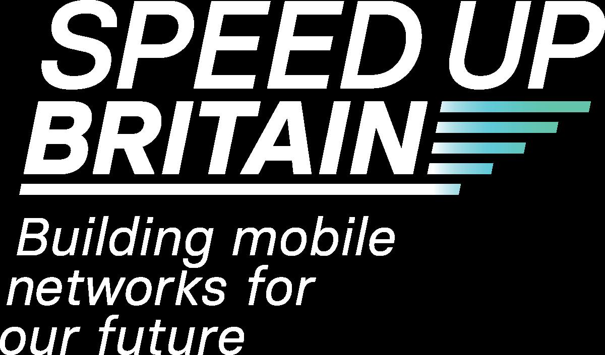 Speed Up Britain Logo